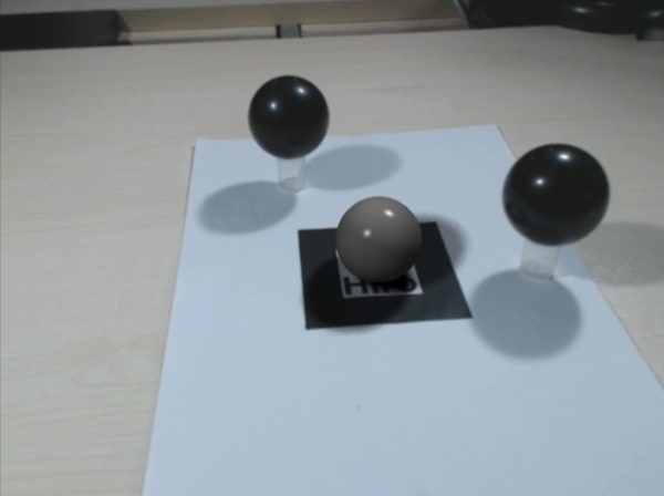 Estimation of Position and Intensity of Multi-Light Sources Based on Specular Sphere