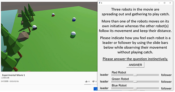 Navigation Model for a Robot as a Human Group Member to Adapt to Changing Conditions of Personal Space