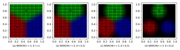 Noise Rejection Approaches for Various Rough Set-Based <i>C</i>-Means Clustering