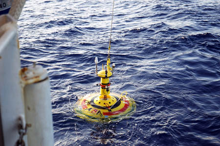 "Virtual Mooring Buoy ""ABA"" for Multiple Autonomous Underwater Vehicles Operation"