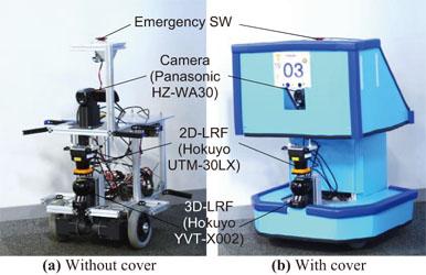 "Development of Autonomous Mobile Robot ""MML-05"" Based on i-Cart Mini for Tsukuba Challenge 2015"