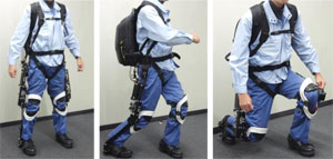 A Study of Power-Assist Technology to Reduce Body Burden During Loading and Unloading Operations by Support of Knee Joint Motion