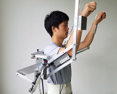 Development of Upper-Limb Power Assist Machine Using Linkage Mechanism – Drive Mechanism and its Applications –