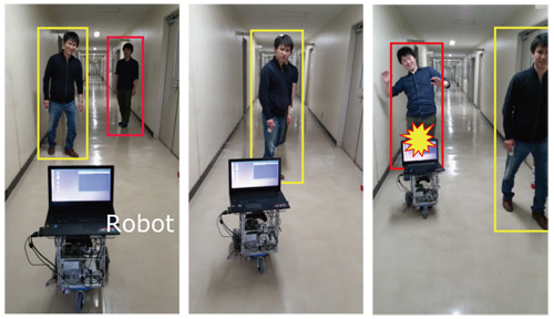 Motion Planning of Mobile Robots for Occluded Obstacles