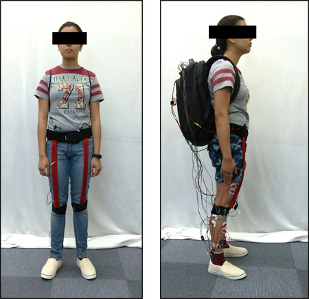 Active Passive Nature of Assistive Wearable Gait Augment Suit for Enhanced Mobility