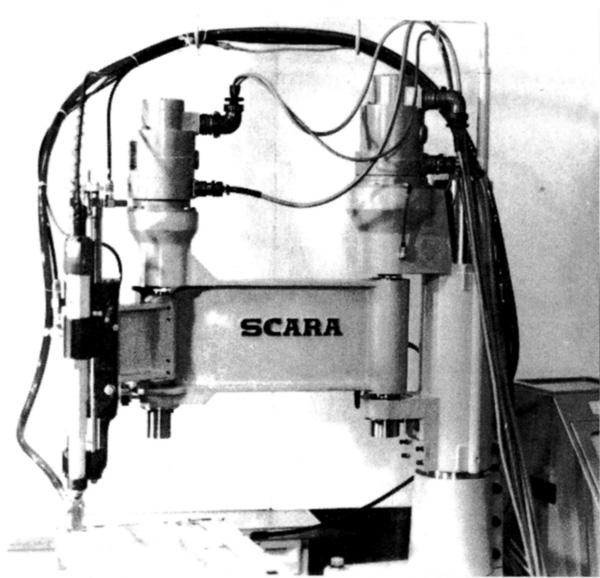 Development of SCARA Robots