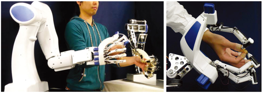 Humanoid Robot Hand and its Applied Research