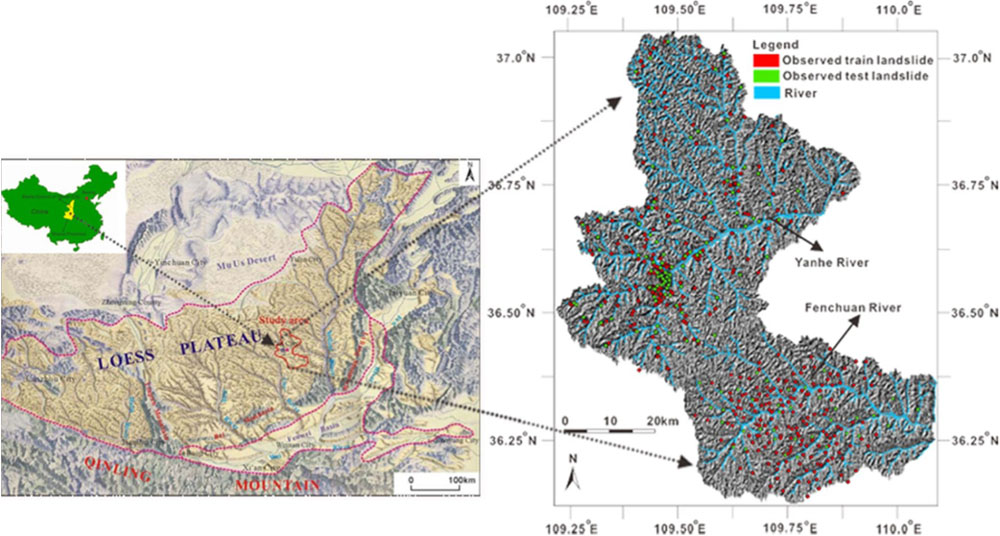 Using Uncertain DM-Chameleon Clustering Algorithm Based on Machine Learning to Predict Landslide Hazards