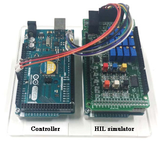 Design of an Educational Hardware in the Loop Simulator for Model-Based Development Education