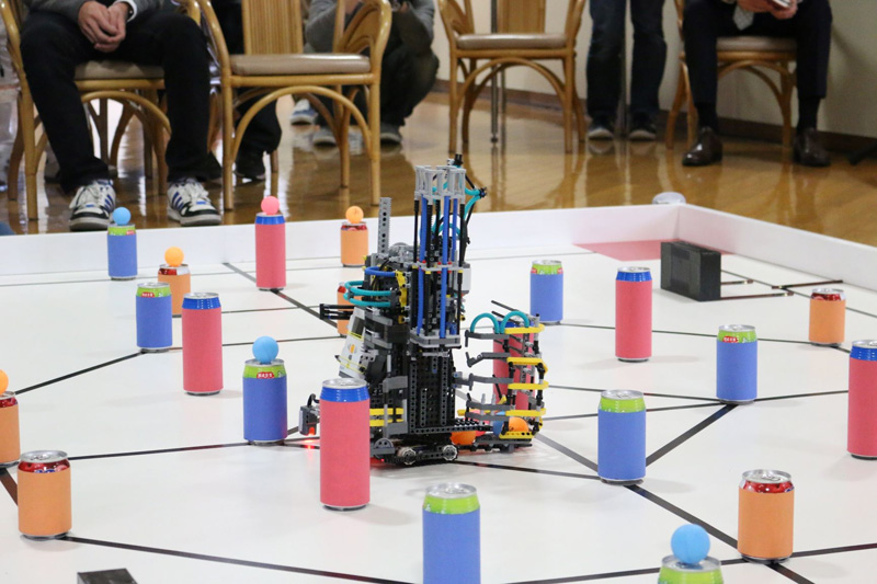 Educational Effect of Participation in Robot Competition on Experience-Based Learning