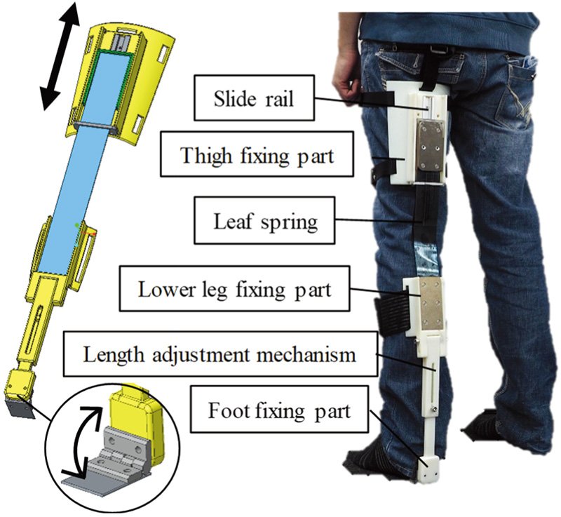 Development of Assist Suit for Squat Lifting Support Considering Gait and Quantitative Evaluation by Three-Dimensional Motion Analysis