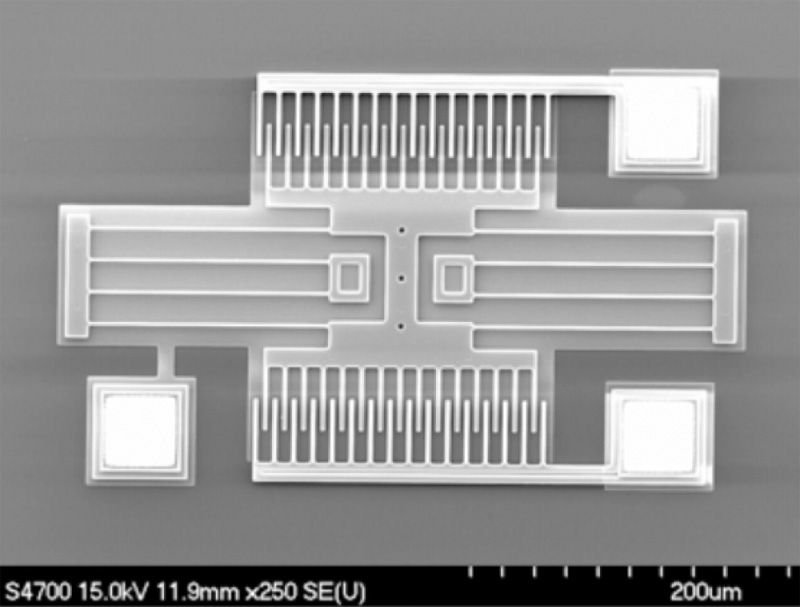 Application of Micro-Electro-Mechanical Systems (MEMS) as Sensors: A Review