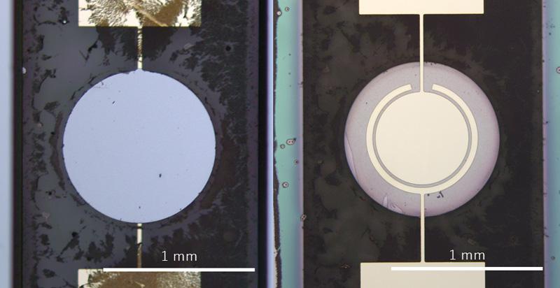 High-Speed and Large-Amplitude Resonant Varifocal Mirror