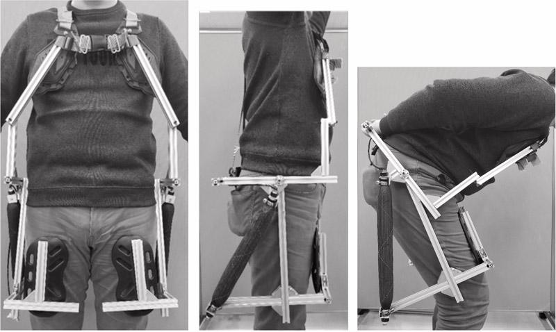 Development of Semi-Crouching Assistive Device Using Pneumatic Artificial Muscle