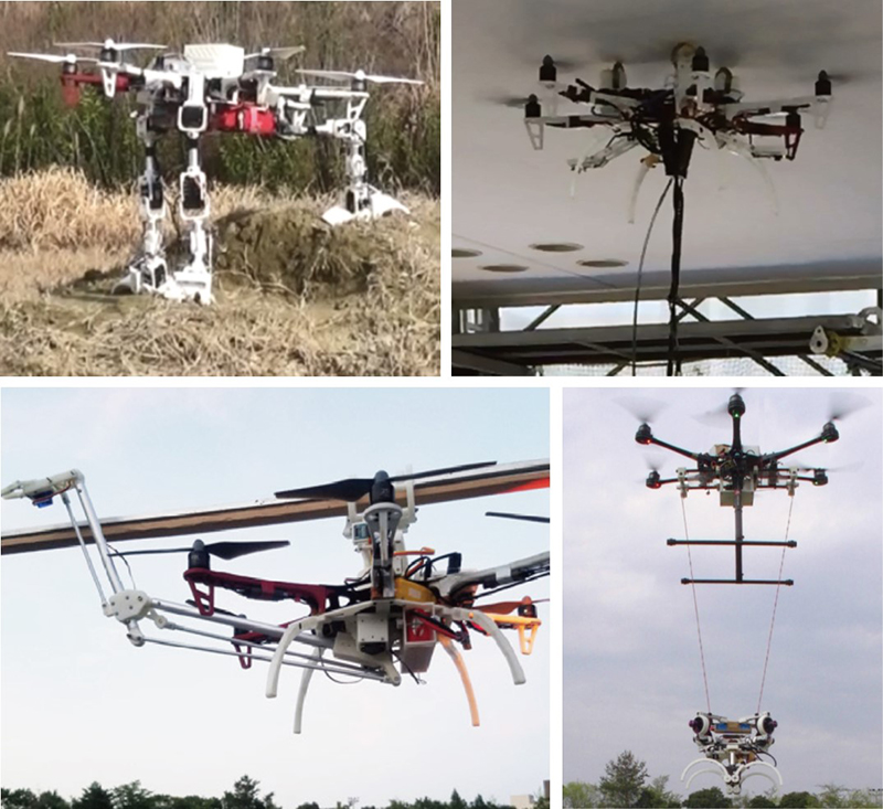 Aerial Manipulation Using Multirotor UAV: A Review from the Aspect of Operating Space and Force