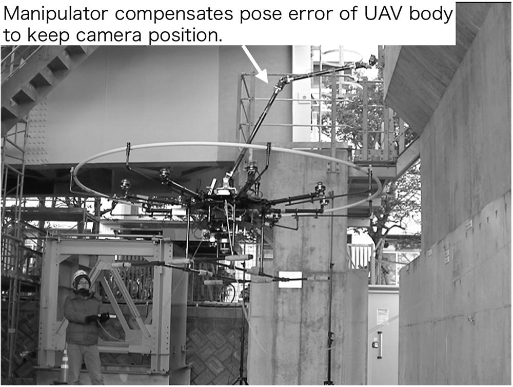 Aerial Manipulator Control Method Based on Generalized Jacobian
