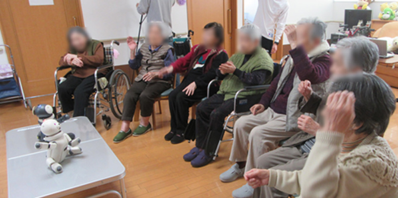 Speech Analysis to Evaluate Robot-Assisted Recreation of Older Adults with Dementia