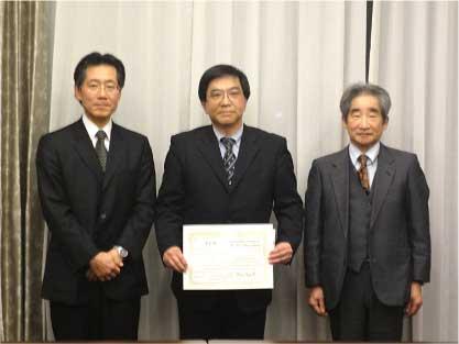 JRM Best Paper Award 2010