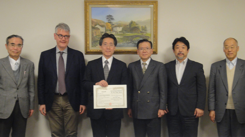 JRM Best Paper Award 2014
