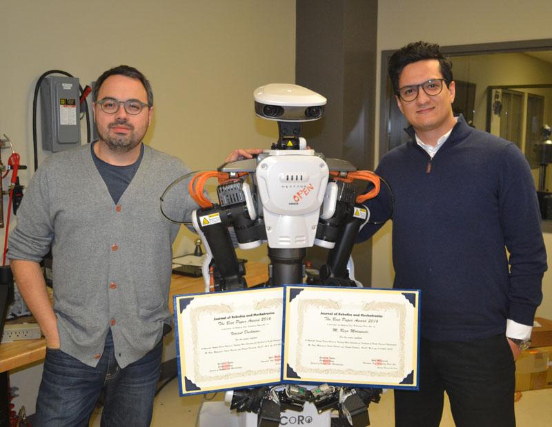 JRM Best Paper Award 2016