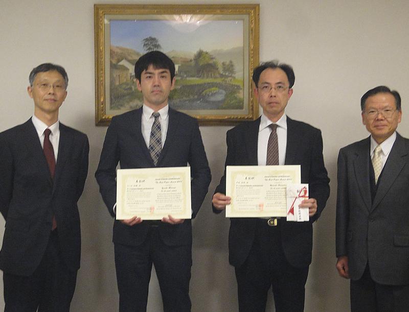 JRM Best Paper Award 2017